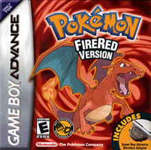 FireRed and LeafGreen rom