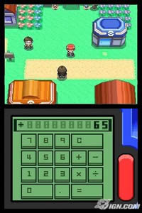 NDS Pokemon Pearl Rom