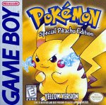 Yellow: Special Pikachu rom